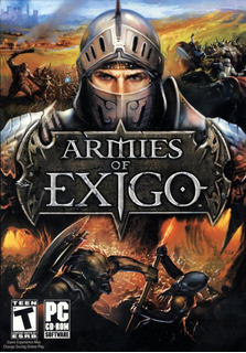 Armies Of Exigo + Battle Vs Chess Juego Pc Disco Fisico