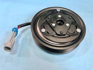 Embrague Completo De Compresor Calsonic Para Fiat