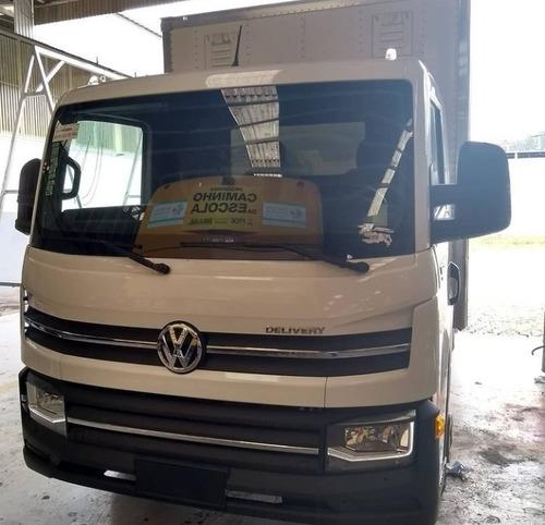 Imagem 1 de 6 de Vw Delivery Express Prime 2019 Com Bau
