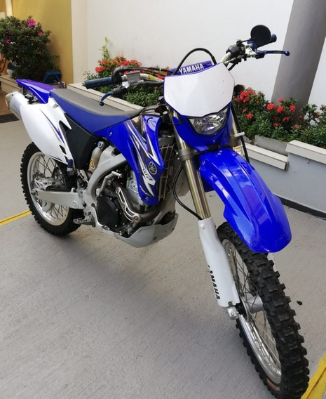 Yamaha Wr 450f Año 2009