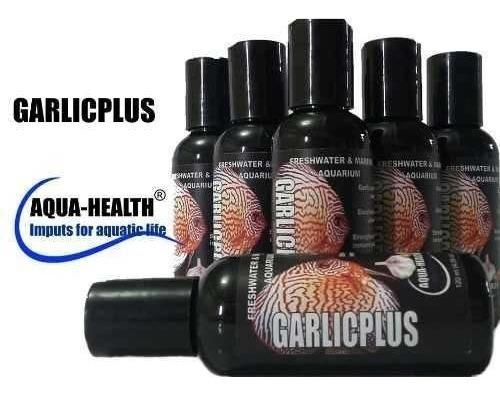 Imagem 1 de 1 de Aqua-health Garlic Plus 120ml