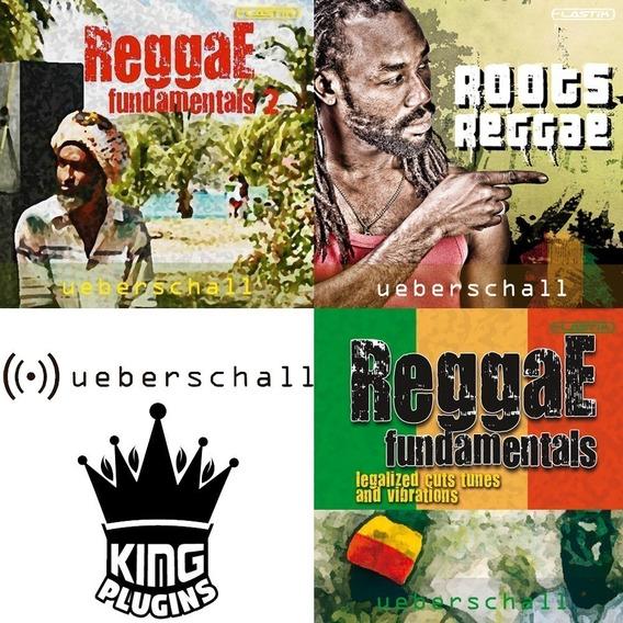 Ueberschall Reggae Pack X3 Elastik Online