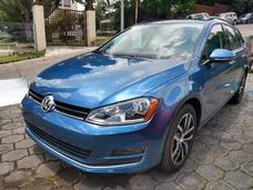 Volkswagen Golf Variant Tdi 2016 (nueva A Crédito)