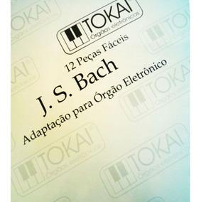 Livro Método Tokai Bach