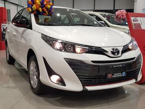 Toyota Yaris 1.5 Core At Sedan Cvt 2018
