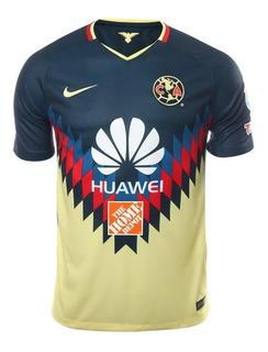 Jersey Nike América Local 2018 ¡original! Para Caballero