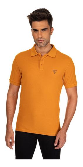 Camisa Polo Basic Piquet Guess 39796