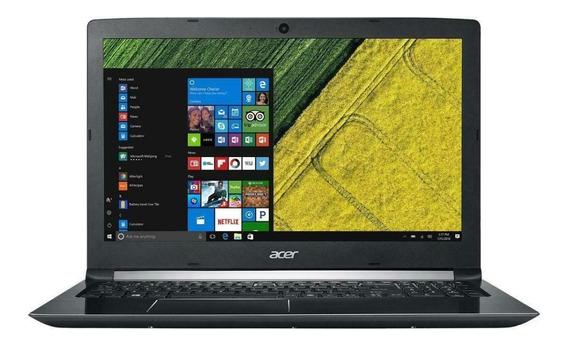 Notebook Acer Gamer 8gb 128ssd+1tb Radeon Rx 540 2gb 15,6