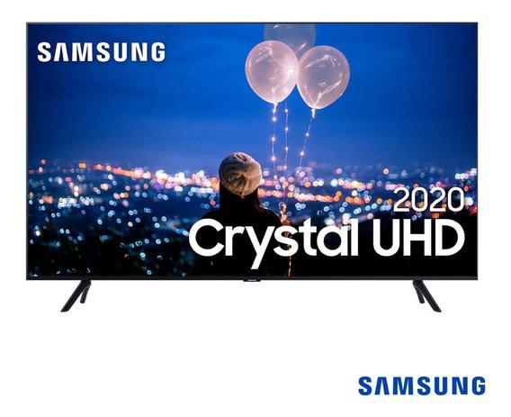 Samsung Smart Tv 75p Crystal Uhd Tu8000 4k 75 Borda Infinita