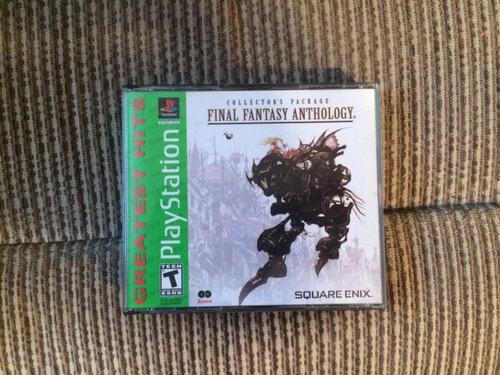 Final Fantasy Anthology -juego -ps1