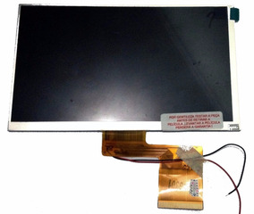 Display Lcd Tablet 7 Polegadas Qc760b1 (60 Pinos)