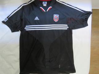 D C United U S A Camisa Original adidas Ano 2004