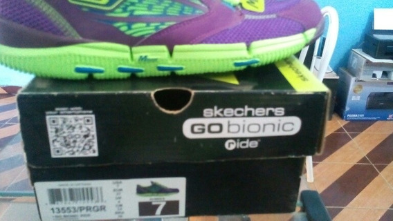 Kit 2 Parestenis Go Bionic Skechers 100% Original