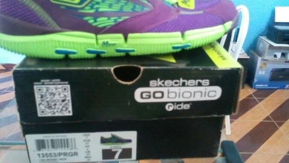 Kit 2 Parestenis Go Bionic Skechers 100% Original