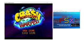 Crash Bandicoot 1,2,3 Ps1+pack De Juego Para Windows/android