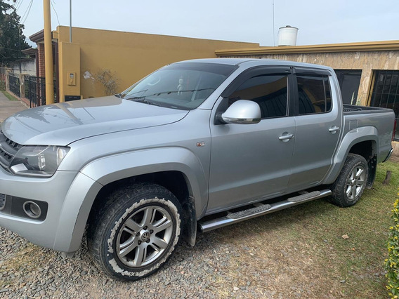 Volkswagen Amarok Highline 4x4 Manual