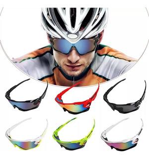 Oculos De Sol Ciclismo Ciclista Esportivo Uv 400