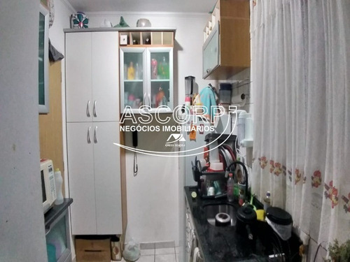 Apartamento A Venda, Aceita Permuta Por Casa Até 300 Mil (código Ap00270) - Ap00270 - 69254697