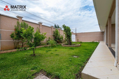 Belíssima Casa No Centro De Piraquara - Ca1454