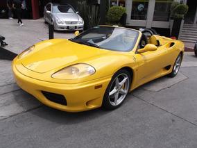 Ferrari 360 Modena Spider F-1