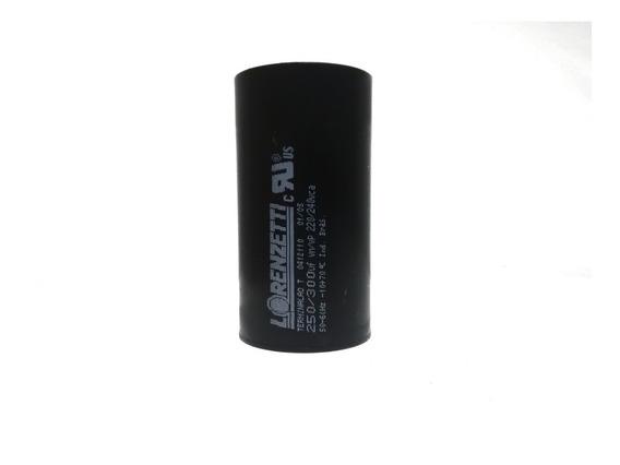 Capacitor Arranque 250-300mfd 220-240v Cnr-4234