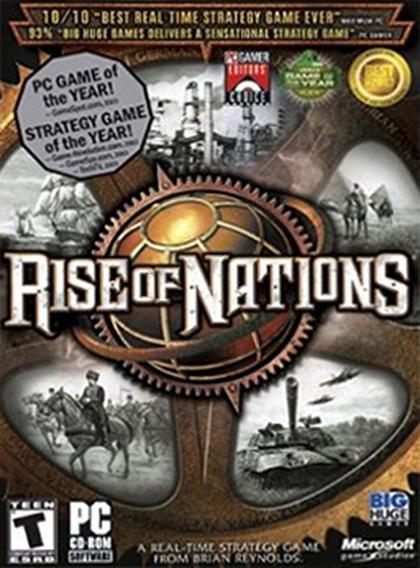 Rise Of Nations Jogo Pc Envio Por Email Sem Frete