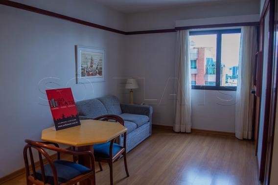 Apartamento Próximo Ao Shopping Frei Caneca, Pq. Augusta, Av