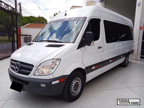 Imagem 1 de 14 de Sprinter 2.2 Van 415 Cdi Teto Alto Diesel 3p Manu 2013/2013