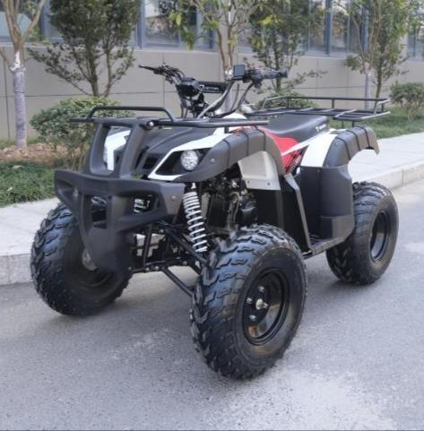 Imagen 1 de 12 de Cuatrimotos Mod Bull 150 Automaticas 0 Klm 2021