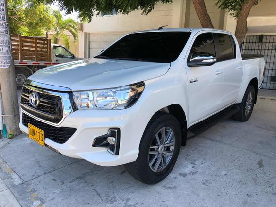 Toyota Hilux Automática Diésel 4x