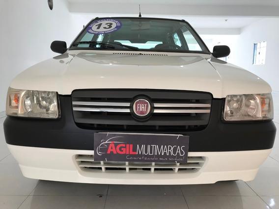 Fiat Uno Mille 1.0 Único Dono 2013 Branco