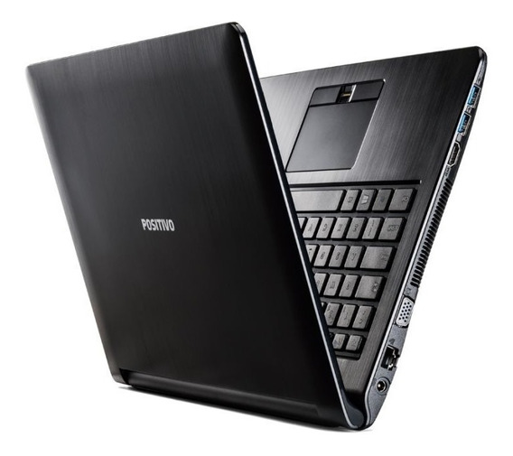 Notebook Positivo Intel Core I5 4gb 500gb Novo