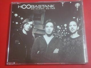 Hoobastank - So Close, So Far (cd Single Excelente)