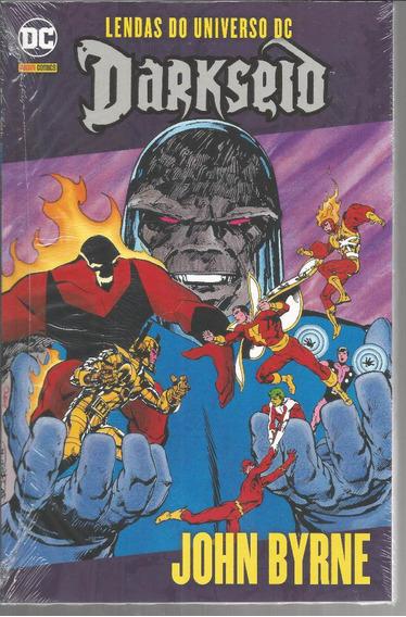 Lendas Do Universo Dc Darkseid - Panini Bonellihq Cx25 C19