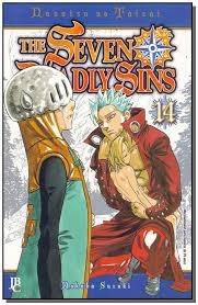 Nº 14 The Seven Deadly Sins Nakaba Suzuki