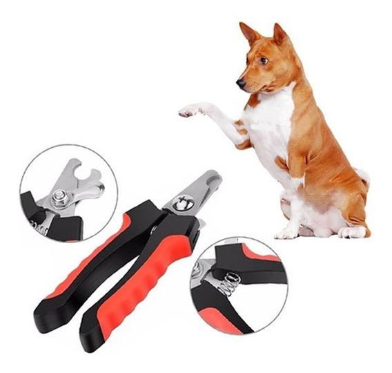 Alicate Cortador De Unhas Pet Gato Cachorro 13cm + Lixa 13cm