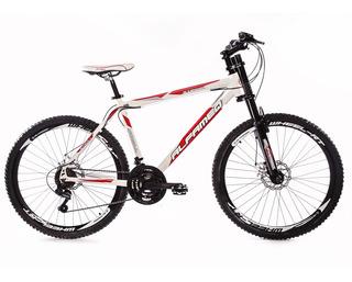Bike Alfameq Alumínio Aro 26 Disco Downhill Kit Shimano 21 V