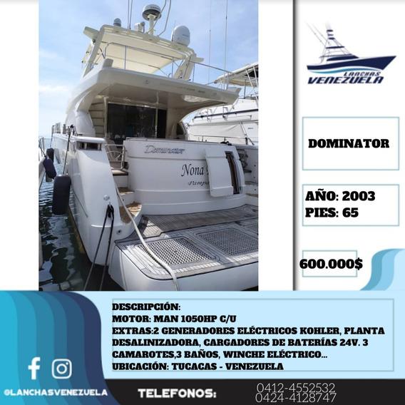 Yate Dominator 65 Lv428