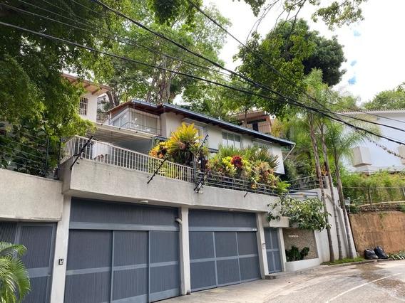 Se Vende Casa 600m2 4h/5b/2p Valle Arriba