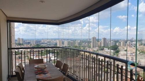 Imagem 1 de 15 de Apartamento Com 3 Suítes À Venda, 177 M² Por R$ 1.040.000 - Jardim Irajá - Ribeirão Preto/sp - Ap2959