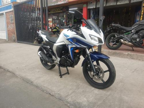 Yamaha Fazer Modelo 2018 En Biker Shop