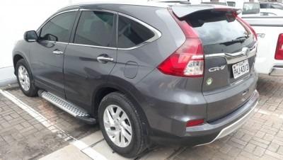 Crv 2.0 Exl 4x4 Aut 2016 Honda
