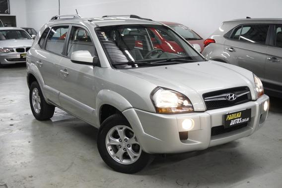 Hyundai Tucson Gls 2.0 Prata 2013