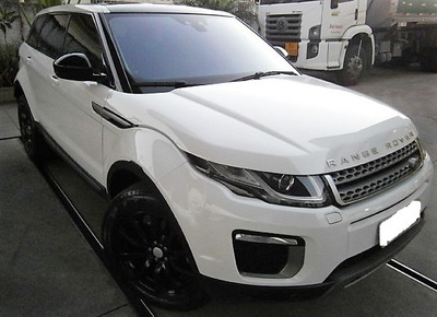 Land Rover Evoque Se 4wd Kit Black