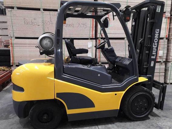 Montacargas Liugon 3 Ton Modelo 2011