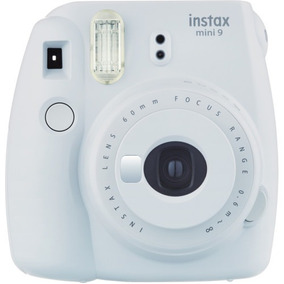 Câmera Instantânea Fujifilm Instax Mini 9 Branca 12x S/juros