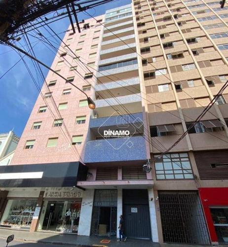 Apartamento Com 2 Dormitórios À Venda, 94,95 M² - Centro - Ribeirão Preto/sp - Ap3654