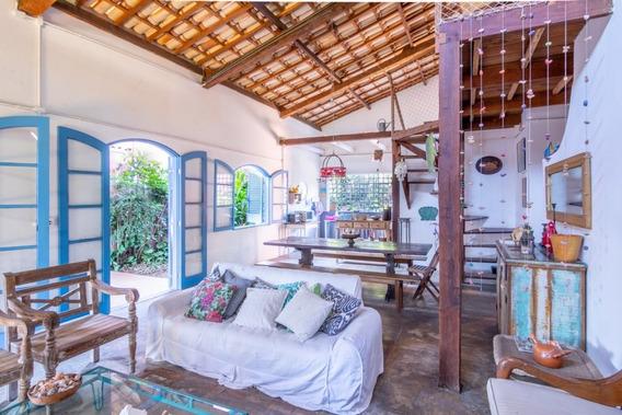 Casa 4 Quartos Ilhabela - Sp - Perequê - Pq0100