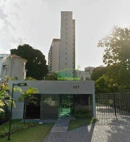 Apartamento Com 2 Dormitórios Para Alugar, 84 M² Por R$ 2.150/mês - Aflitos - Recife/pe - Ap9942