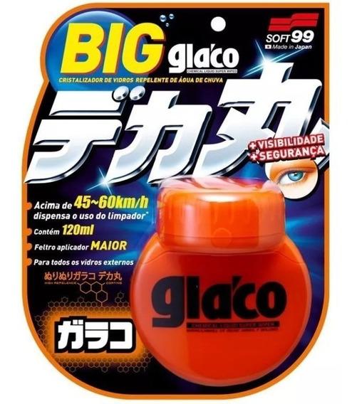 Repelente Água Para Vidros Parabrisas Sorf99 Big Glaco 120ml